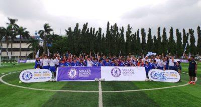 Школа футбола Chelsea