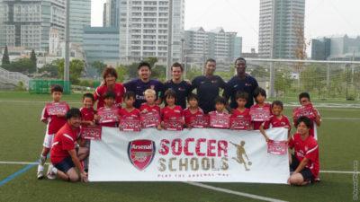 Школа Arsenal