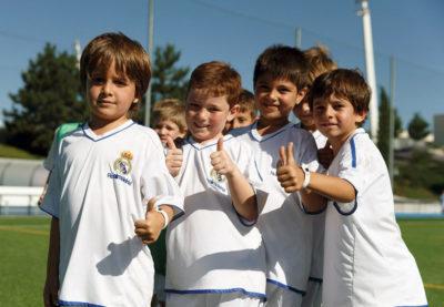 Английский лагерь футбола