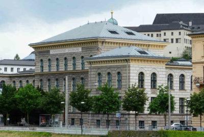 Зальцбургский университет