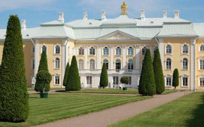 Дворцы и сады Петергофа