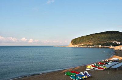 английский лагерь на черном море
