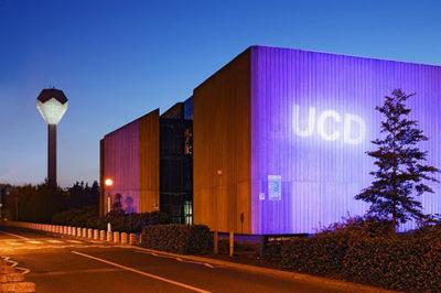 магистратура в University College Dublin
