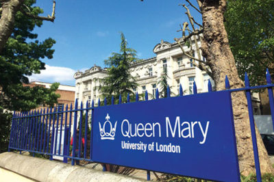 бакалавриат в Queen Marry University