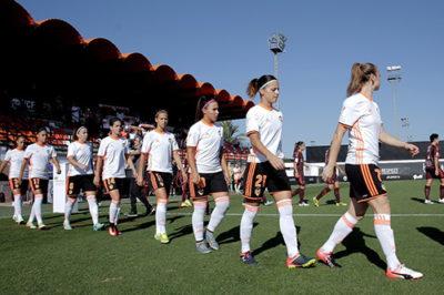 футбольный лагерь для девочек