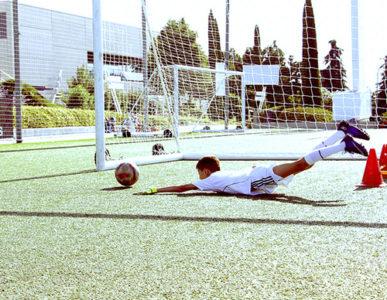 футбольный лагерь в испании
