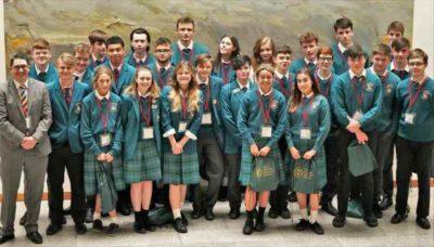 Студенты Castlenock College