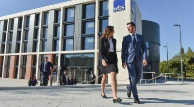 Здание Warwick Business School
