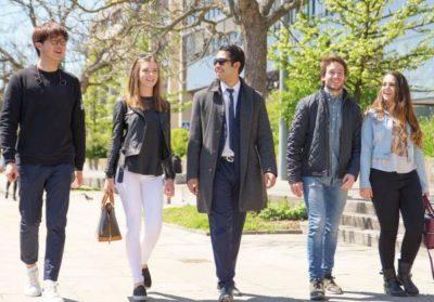 Студенты EU Женева