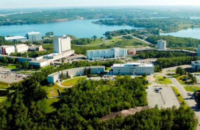Кампус Laurentian University
