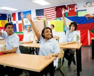 среднее образование в америке