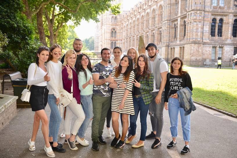 изучение английского в лондоне