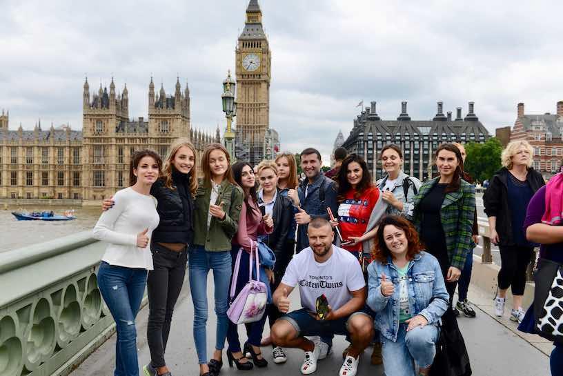 курсы английского в лондоне