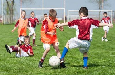 футбольный лагеря в англии для детей