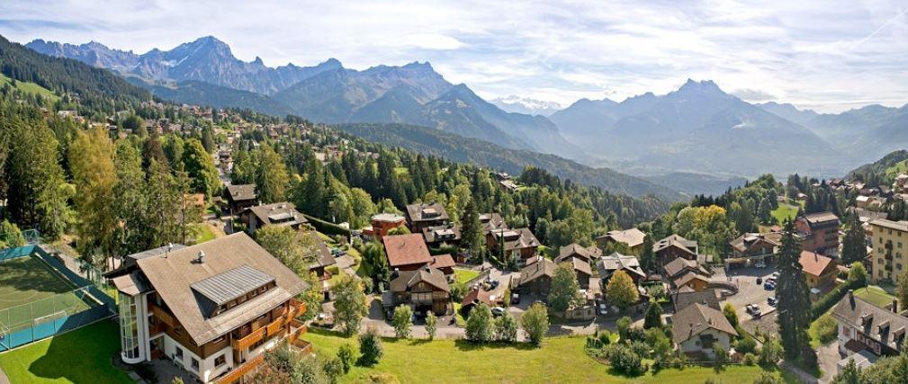 поступить в колледж в швейцарии