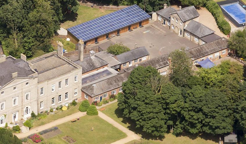 Moreton Hall School