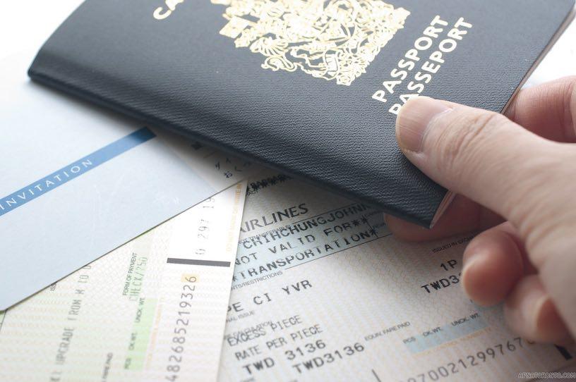 как получить туристическую визу в канаду