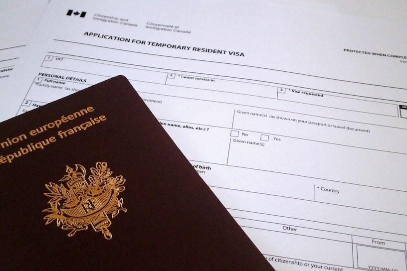 туристическая виза документы